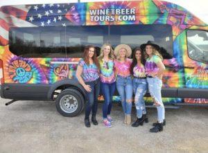 tour bus funky bus